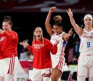Puerto Rico tuvo representación por primera vez en baloncesto femenino en los Juegos Olímpicos en Tokio 2020.
