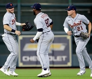A.J. Hinch y Detroit barrieron a los Astros en Houston