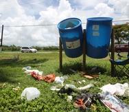 Voluntarios recogen 3,762 libras de desperdicios en costa del este