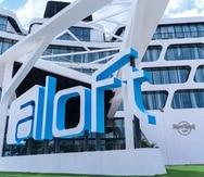 El Aloft de Ponce está localizado en la PR-2, avenida Santiago de los Caballeros en Ponce, y su apertura está programada para finales de este mes.