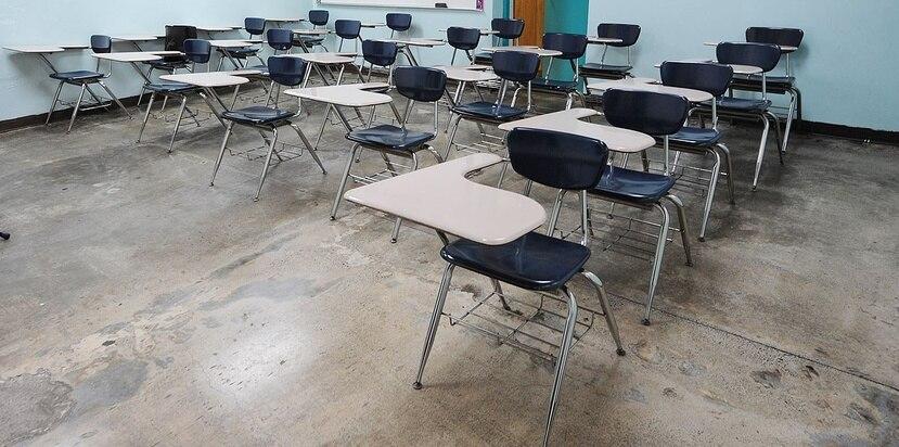 Muchos maestros no podrán acogerse al retiro ante la grave situación. (GFM Media)