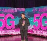 Jorge Martel, vicepresidente y gerente general de T-Mobile en Puerto Rico, dijo que la empresa ahora tiene más de un millón de clientes en la isla.
