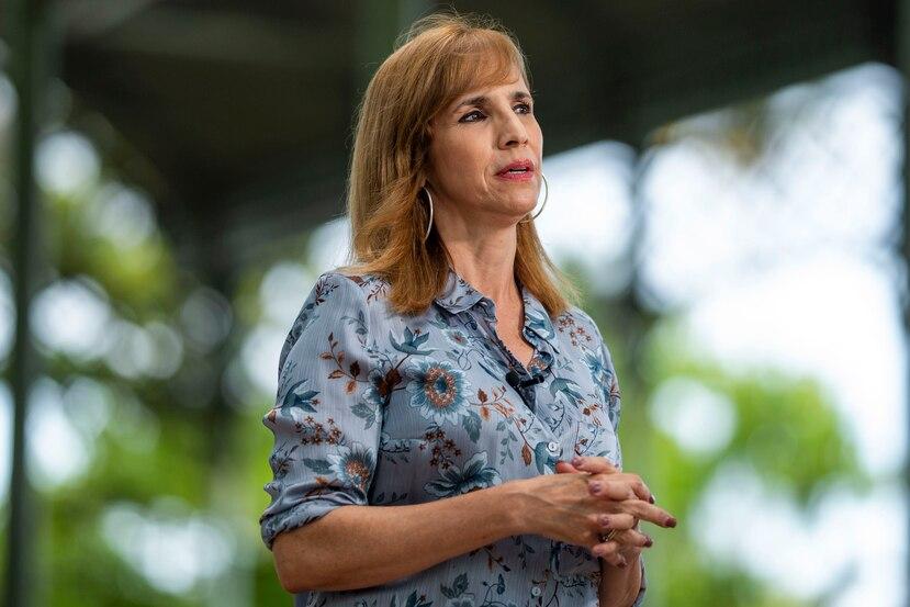 Beatriz Zayas insistió en que como único se puede acelerar la entrega de cadáveres en el NCF es contratando más patólogos.