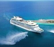 El barco Adventure of the Seas, de Royal Caribean, no es ajeno a Puerto Rico, porque estuvo más de una década saliendo todas las semanas desde San Juan.