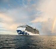 Princess Cruises canceló sus viajes hasta el 14 de mayo, incluyendo a destinos como el Caribe y la costa de California.