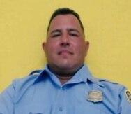El agente Erasmo García Torres fue asesinado durante una persecución.