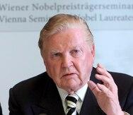 """Muere Robert Mundell, """"padre intelectual"""" del euro y premio nobel de Economía"""