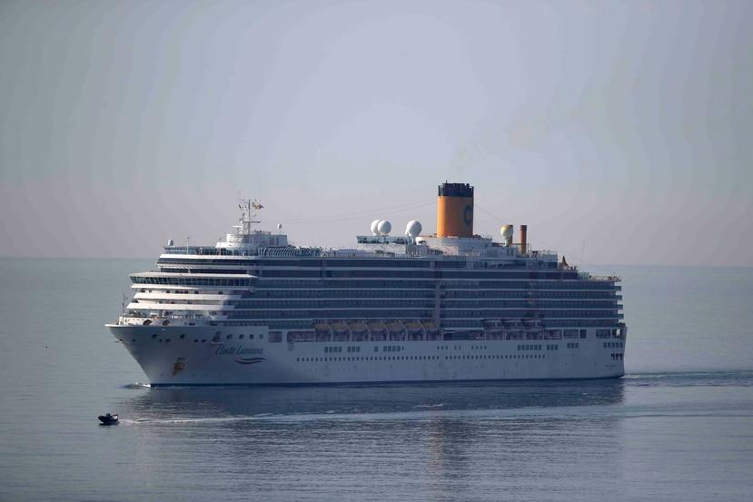 La turista italiana llegó a Puerto Rico en el crucero Costa Luminosa a principios de marzo. (GFR Media)