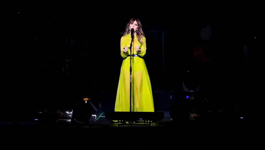 """La cantante había adelantado que realizaría variaciones y añadiría temas del disco """"Kany García contra el viento""""."""