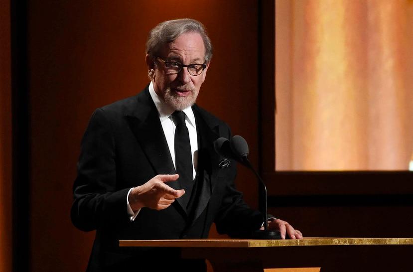 Steven Spielberg. (AP)