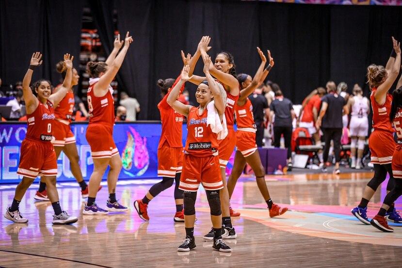 La Selección Nacional femenina ganó plata en el pasado AmeriCup, en donde también aseguró su pase a los torneos clasificatorios al Mundial 2022.