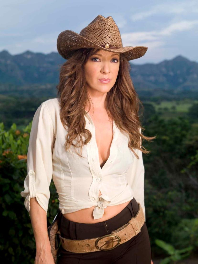 Edith González fue protagonista de varias telenovelas. (GFR Media)