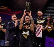 Walter Hodge viene de ser el Jugador Más Valioso de la primera edición de la Liga de Baloncesto Africana, patrocinada por la NBA y FIBA.