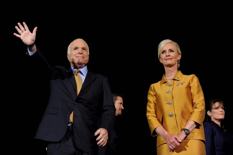 McCain intentó sin éxito ganar la candidatura presidencial republicana en 2000. (EFE)