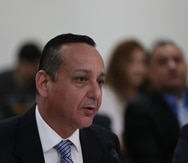 Sergio Ortiz Quiñones, excomisionado de la Comisión de Desarrollo Cooperativo.