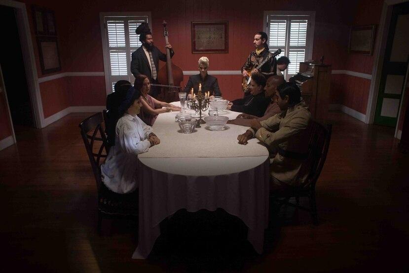 El visual del nuevo tema, dirigido por Noelia Quintero, contó con varios artistas puertorriqueños.(Suministrada)