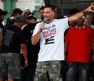 """""""La bandera se queda y la vamos a luchar, claro que lo vamos a hacer"""", agregó Julián."""