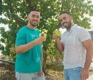 Los hermanos Ángel y Guillermo Ortiz, de 22 años, esperan abrir su negocio Pira Rum el año entrante, en el Viejo San Juan.