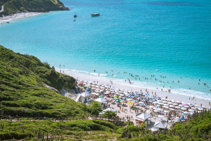 Prainhas do Pontal do Atalaia, Arraial do Cabo, Brasil (Shutterstock)