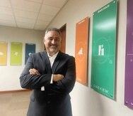Ángel Pérez, vicepresidente de Rock Solid Technologies.