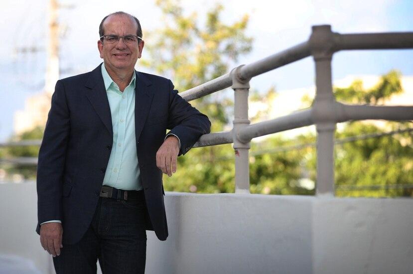 Aníbal Acevedo Vilá es el compañero de papeleta de Carlos Delgado Altieri en la búsqueda del puesto de comisionado residente y gobernador, respectivamente.