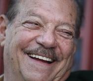 Larry Harlow falleció hoy a los 82 años.