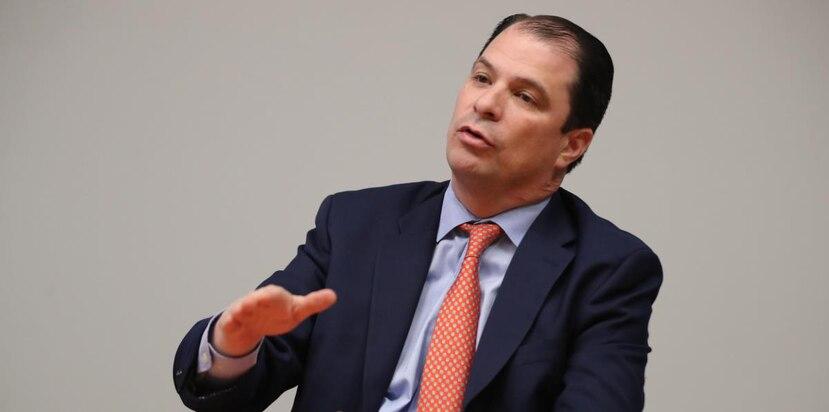 Enrique Ortiz de Montellado, presidente de Claro, recalcó la importancia de conexiones con velocidad simétrica en el entorno de negocios.