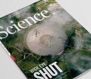 La revista Science dedica portada al radiotelescopio del Observatorio de Arecibo