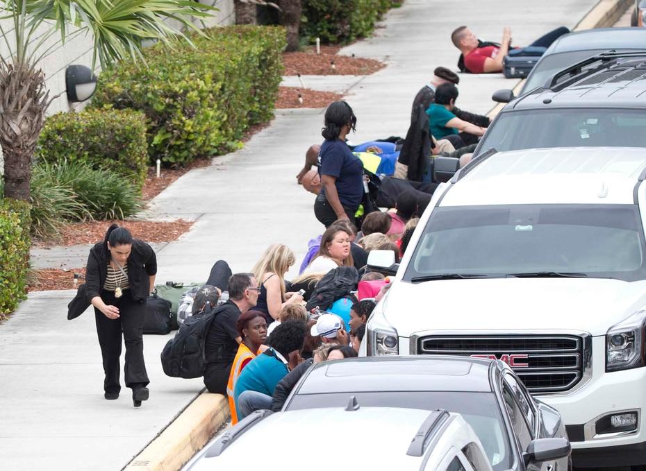 El atacante viajó desde Alaska hasta Canadá y de ahí a Miami.