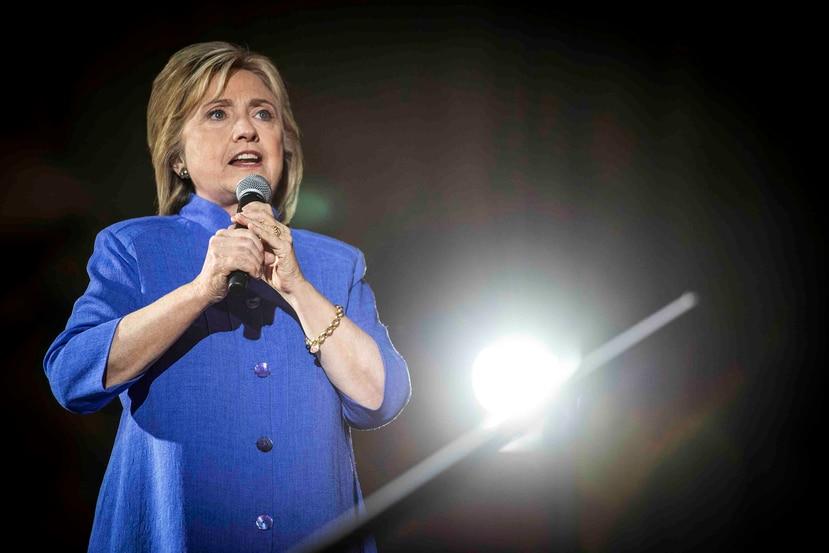 En total, superan los 200 los grandes recaudadores (bundlers) de la campaña de Clinton a nivel de Estados Unidos y los territorios.