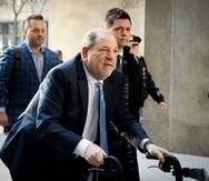 The Weinstein Company, radicada en Nueva York, se acogió a un proceso de bancarrota en marzo de 2018.