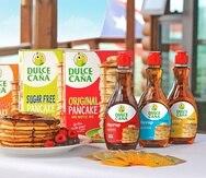 """La amplia oferta de productos, además del azúcar, incluye: las gelatinas de sabores tropicales, únicas en el mercado; endulzantes sin calorías, elaborados 100% aquí; y productos para el desayuno como la mezcla para """"pancakes"""" y """"syrups"""", entre otros"""