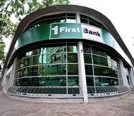 Tras detectar el ataque cibernético, FirstBank ha iniciado una investigación, mientras restaura paulatinamente sus plataformas de servicio a clientes. (GFR MEDIA)