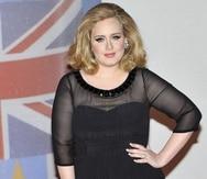 """Se rumora que la cantante británica pronto podría presentar su esperado nuevo disco en el que ha estado trabajando bajo el título de """"30""""."""