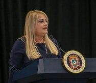 Wanda Vázquez asegura que el gobierno tiene todo el dinero para pagar el bono de Navidad y espera aprobación de la Junta