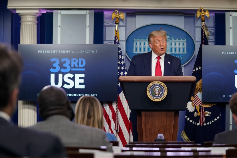 La administración Trump no aceptará nuevas solicitudes para el programa DACA