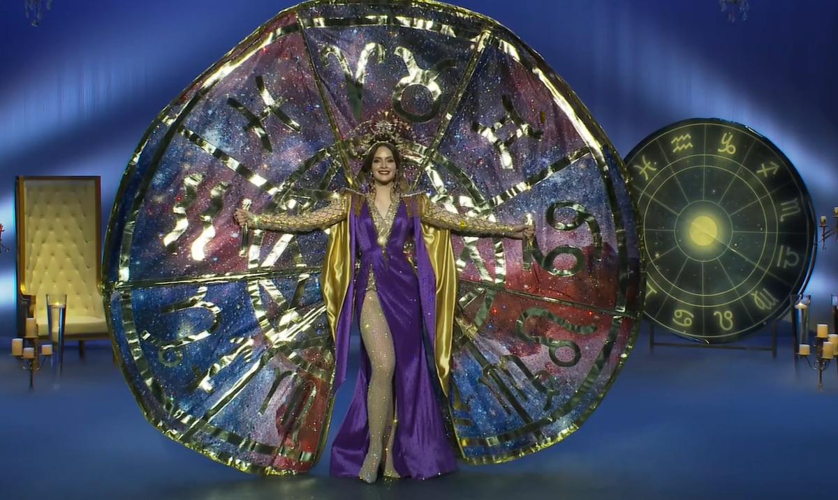 Walter Mercado inspira a Miss Puerto Rico