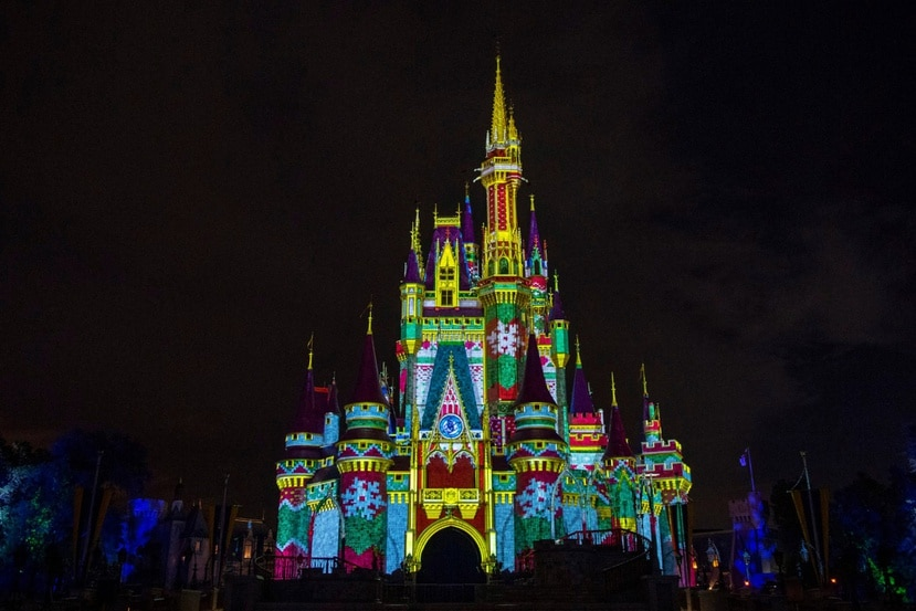 Magic Kingdom estará hermosamente decorado, con múltiples áreas perfectas para foto, así como comida y bebida de la temporada navideña. (Foto: David Roark)
