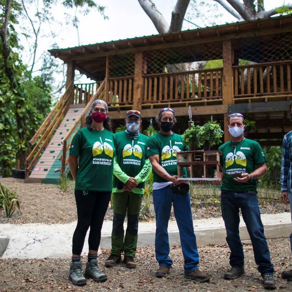 El Bosque Estatal de San Patricio reabre en el Día del Planeta Tierra