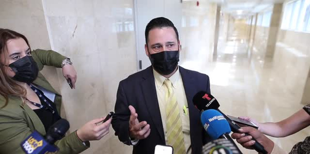 Fiscalía explica lo nuevo en el caso contra Juanma López