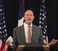 El exsenador Larry Seilhamer será designado como secretario de Estado.