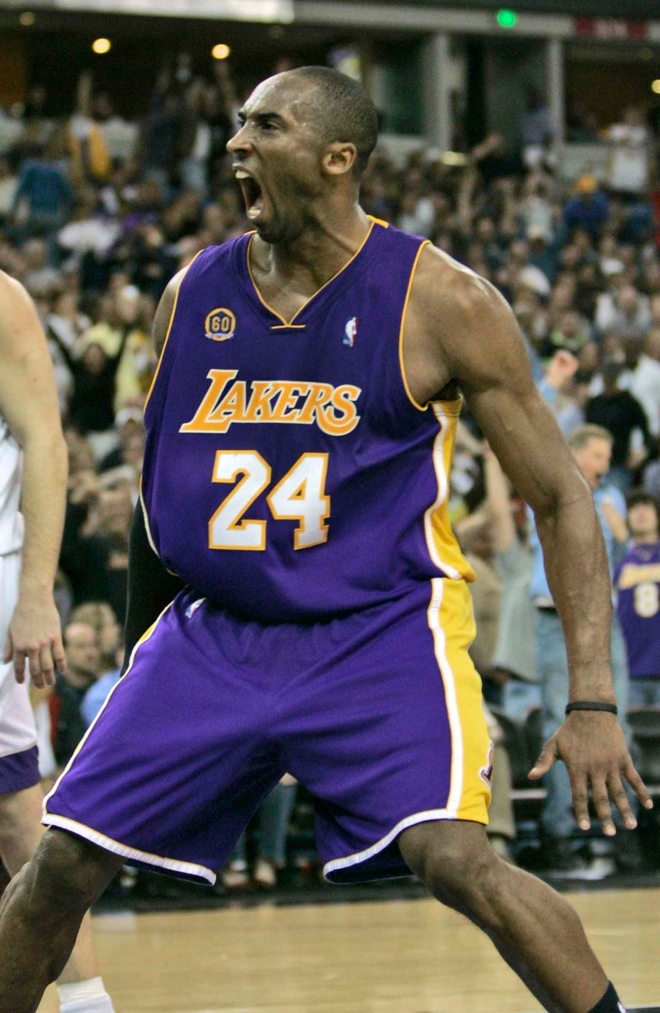 Bryant participó en 20 temporadas en la NBA. (AP)