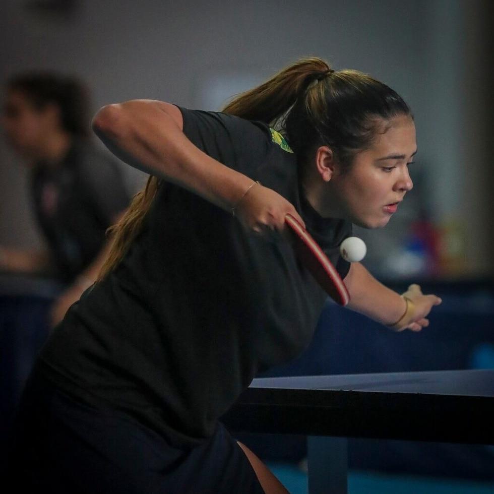 Adriana Díaz ya se prepara para volver a las competencias a finales de este mes como parte de un gira de cuatro torneos.