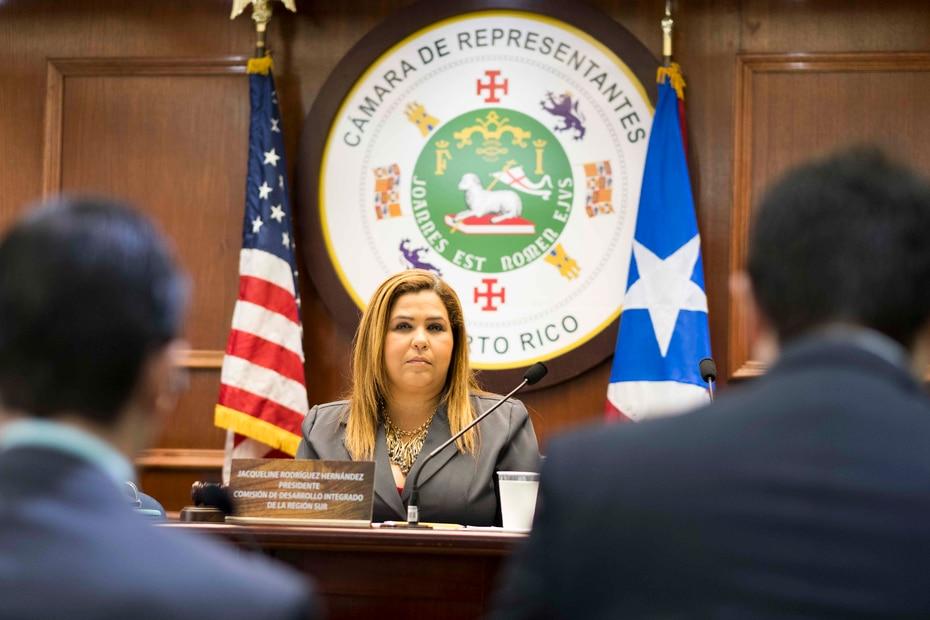 Jacqueline Rodríguez Hernández - Se abstuvo