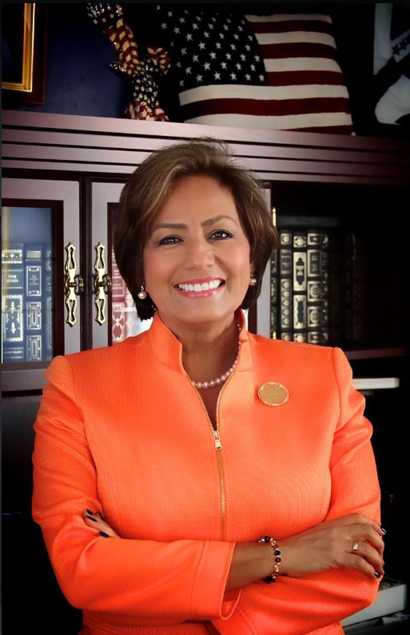 """Rosario Marín, exsecretaria del Tesoro de los Estados Unidos, será una de las panelistas del foro """"¿Dónde está Puerto Rico en la economía americana?"""", que se celebra mañana en el Museo de Arte de Puerto Rico, en Santurce. (Suministrada)"""