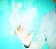 DNA molecule -----