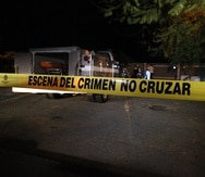 El crimen fue reportado el domingo a las 7:01 p.m.