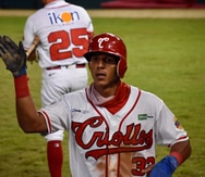 Johneshwy Fargas firma como agente libre con los Criollos de Caguas