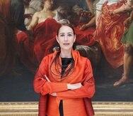 """La directora ejecutiva del Museo de Arte de Ponce, Alejandra Peña Gutiérrez, participó como ponente en la primera conferencia de la coalición """"America is All In""""."""