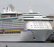 El Adventure of the Seas es uno de los cruceros que navegarán.
